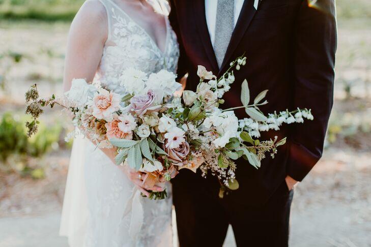 Large Vintage-Inspired Bouquet