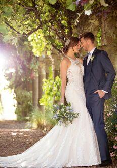 Essense of Australia D2432 Wedding Dress