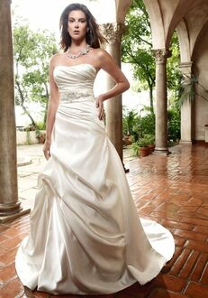 Casablanca Bridal 2018 A-Line Wedding Dress