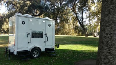 The Oval Office Mobile Luxury Restrooms, Inc