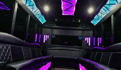 Cruise A Palooza Party Bus Madison Wi