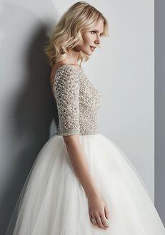 Sottero and Midgley Allen Ball Gown Wedding Dress
