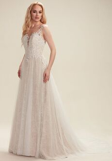 Avery Austin Isabel A-Line Wedding Dress