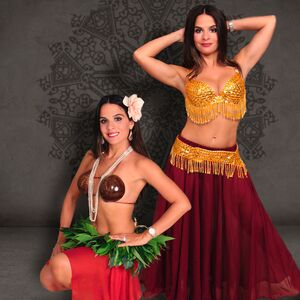 Clinton Township, MI Belly Dancer | Elvana HulaBellydancer
