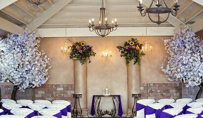Arizona Mesa Antique Wedding House Front Photo