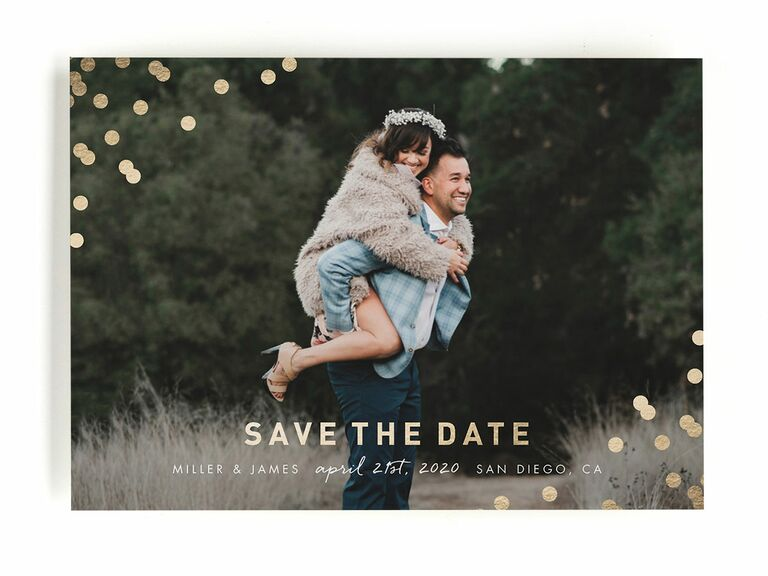 30 Minted Save-the-Dates We Love