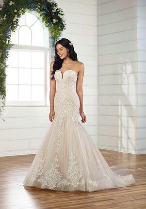 Essense of Australia D2910 Mermaid Wedding Dress