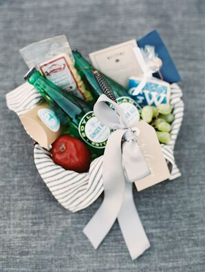 Farm-to-Table Welcome Baskets