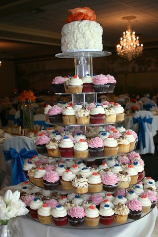 3 Sweet Girls Wedding Cakes Cupcakes And More