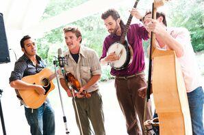 Blue Grass Reception Band