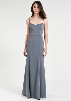 Jenny Yoo Collection (Maids) Aniston Square Bridesmaid Dress