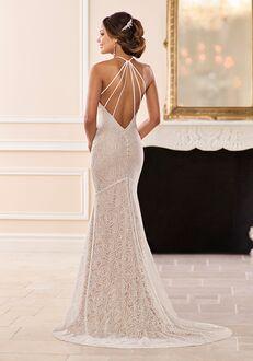 Stella York 6687 Sheath Wedding Dress