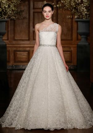 Romona Keveza Collection RK532 Ball Gown Wedding Dress