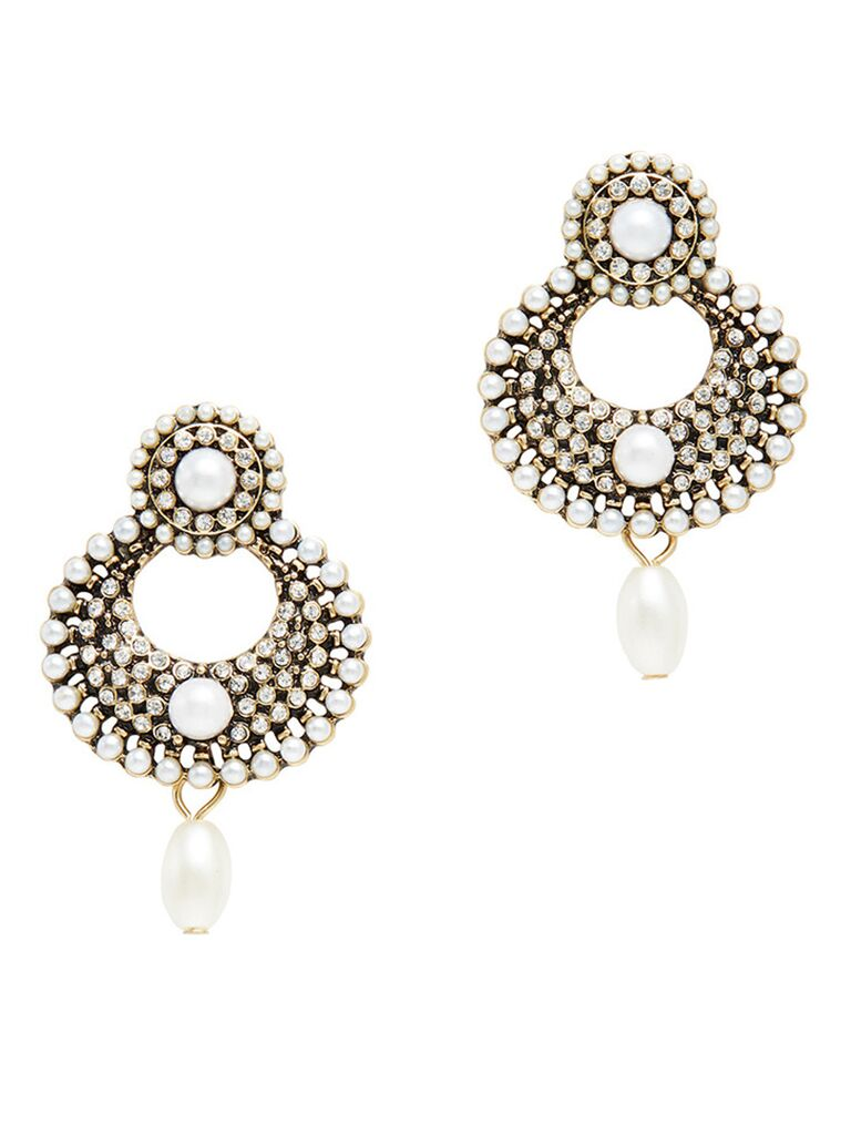 a7245849e The Best Holiday Party Earrings Under $100