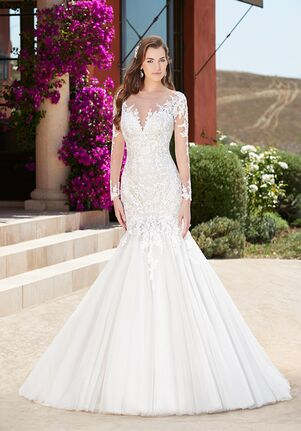 KITTYCHEN JOELLE, H1721 Mermaid Wedding Dress