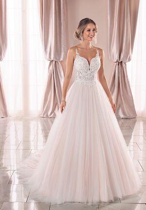 Stella York 6919 Ball Gown Wedding Dress
