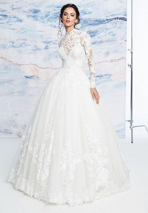 Justin Alexander Signature Cambridge Ball Gown Wedding Dress