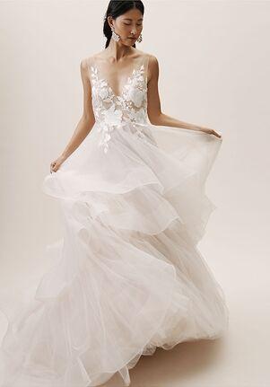 BHLDN Valera Gown Ball Gown Wedding Dress