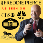 Raleigh, NC Magician | Freddie Pierce - Magician and Entertainer