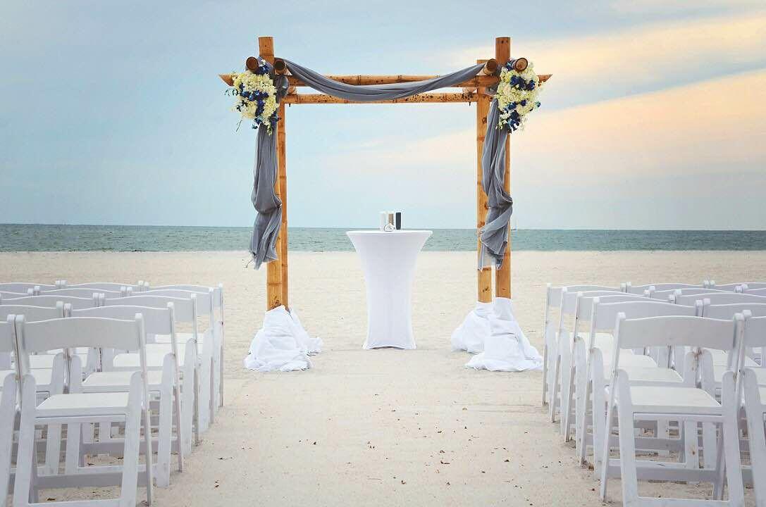 Sirata Beach Resort Reception Venues St Pete Fl