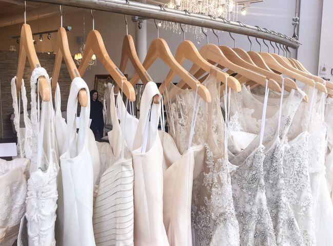 Kinsley james couture bridal walnut creek ca for Wedding dresses walnut creek ca