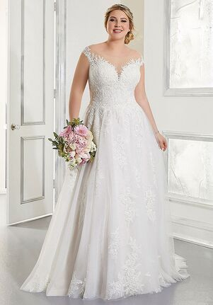 Morilee by Madeline Gardner/Julietta Agnes Ball Gown Wedding Dress