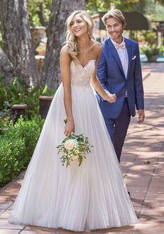 Jasmine Bridal F211012 Mermaid Wedding Dress