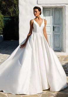 Justin Alexander 8937 Ball Gown Wedding Dress