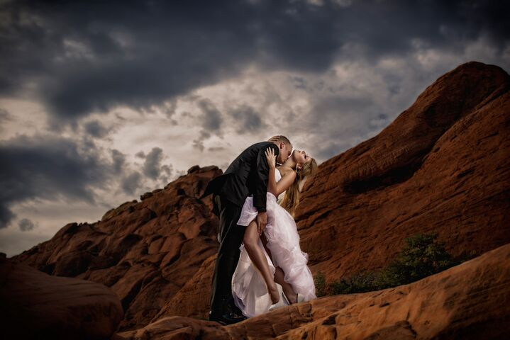 Wedding Photography Packages Las Vegas: Stephen Salazar Co.