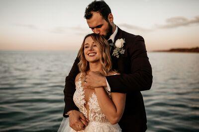 Rachel Kunzen Photography // Pittsburgh Wedding Photo
