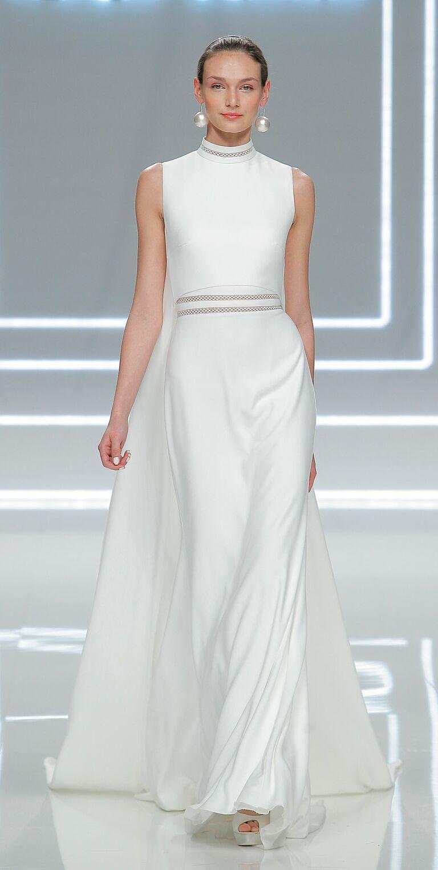 Rosa Clara 2017 Collection Bridal Fashion Week Photos