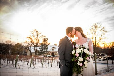 Chankaska Winery - Beautiful Outdoor Weddings All Year