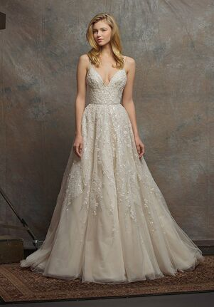 Enaura Bridal Couture ES755 - Eternity A-Line Wedding Dress