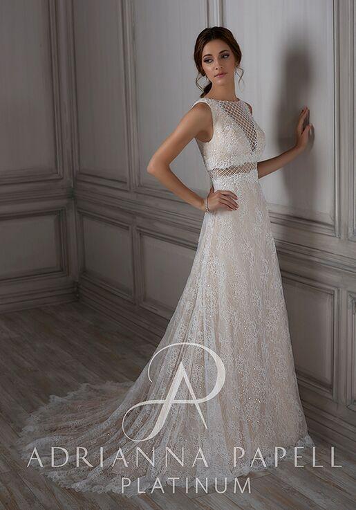 2b7c9a1404 Adrianna Papell Platinum Ida Wedding Dress - The Knot