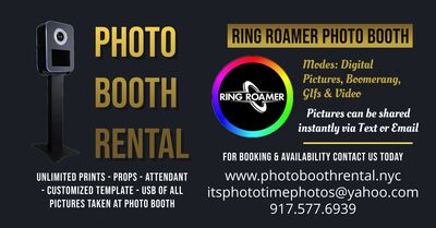 ItsPhotoTime Photography, Video & Photo Booth Rental