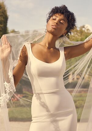 Maggie Sottero ASTLEY Mermaid Wedding Dress