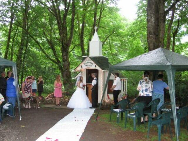 Wedding Reception Venues In Winthrop WA