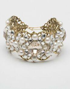 MEG Jewelry Aili cuff Wedding Bracelet photo