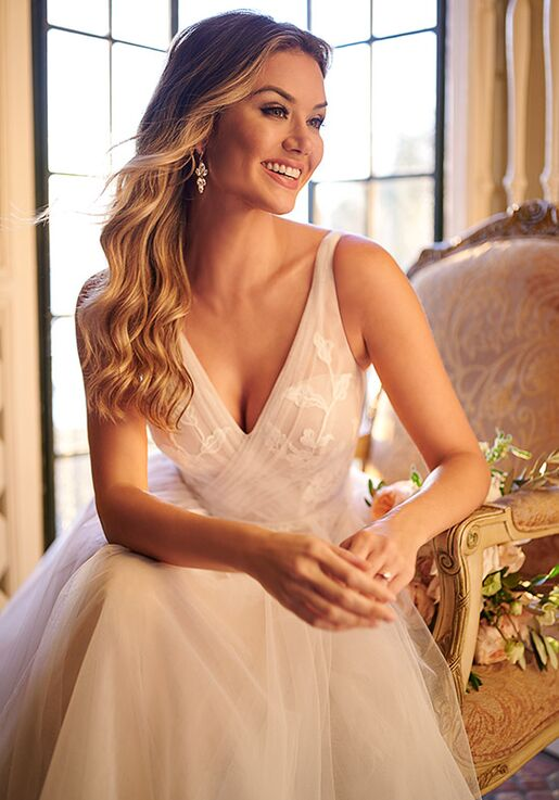 Stella York 7126 A-Line Wedding Dress
