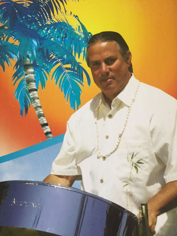 Patrick J Burke - Steel Drum Band - Las Vegas, NV