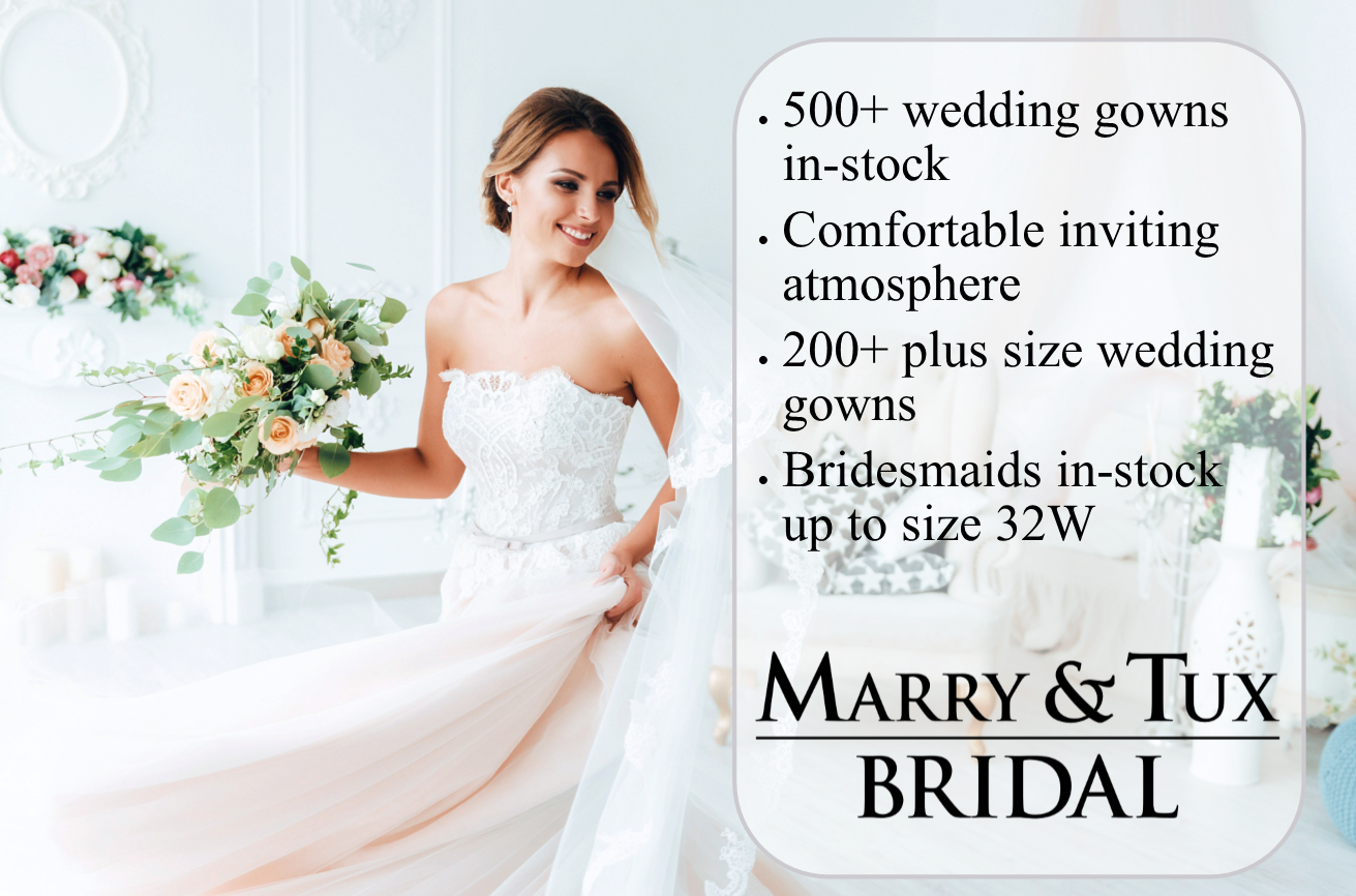 Marry & Tux Bridal - Nashua, NH