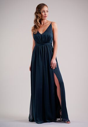 Belsoie Bridesmaids by Jasmine L224008 V-Neck Bridesmaid Dress