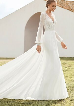 Rosa Clará Boheme Wedding Dresses The Knot