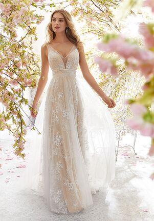Morilee by Madeline Gardner/Voyage 6896 / Libby A-Line Wedding Dress
