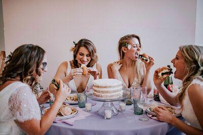 Sideways Weddings