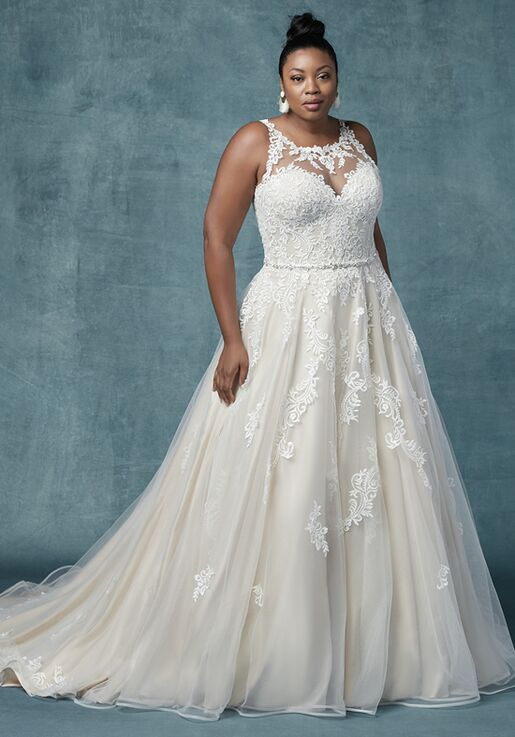 Maggie Sottero Shelissa Lynette Wedding Dress