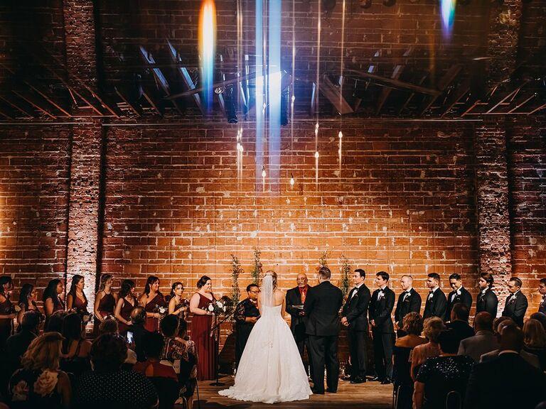 Wedding venue St. Petersburg, Florida.