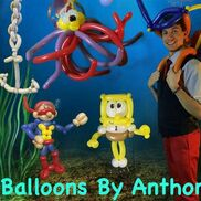 New York City, NY Balloon Twister | Balloons By Anthony