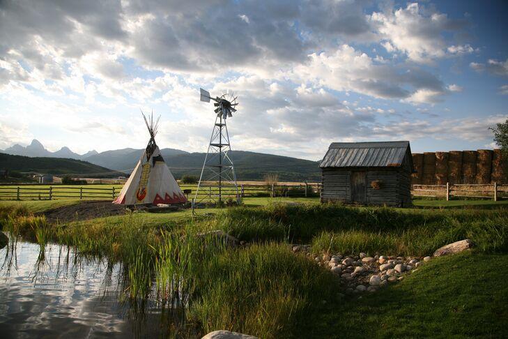 Alta, Wyoming, Wedding Venue