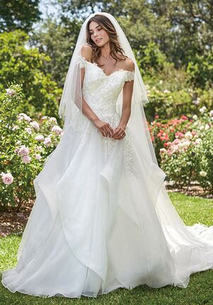 Jasmine Bridal F221018 Ball Gown Wedding Dress